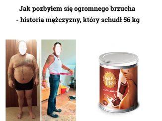 Jak pozbyłem się ogromnego brzucha - historia mężczyzny, który schudł 56 kg
